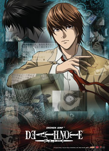 Great Eastern Entertainment Death Note Light and L Collage W