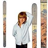 Growth Chart Art   Ski Growth Chart   Wooden Wall Hanging Wood Height Chart   Gray Mountain