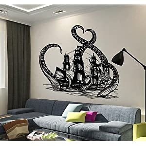 51mOhTjZobL._SS300_ Beach Wall Decals and Coastal Wall Decals
