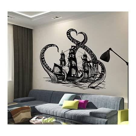 51mOhTjZobL._SS450_ Beach Wall Decals and Coastal Wall Decals