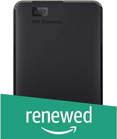 Wd Elements Externe Festplatte Schwarz 1tb Computers Accessories