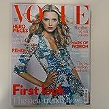 Vogue UK August 2008 Lily Donaldson