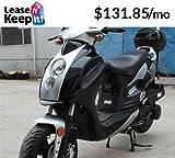Taotao Powermax Scooter 150cc Moped Free Trunk