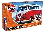 Airfix Quickbuild Volkswagen Camper Van Brick Building Model Kit by Airfix
