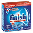 RECKITT BENCKISER PROFESSIONAL 81158BX Powerball Dishwasher Tabs, Fresh Scent, 60/Box
