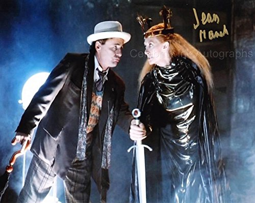 JEAN MARSH as Morgaine - Doctor Who GENUINE AUTOGRAPH from Celebrity Ink