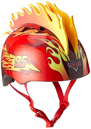 Disney/Pixar CARS 3 - Details & Downloadable Activity Sheets #Cars3 - Bell Youth Cars 3D Flamehawk Toddler Helmet
