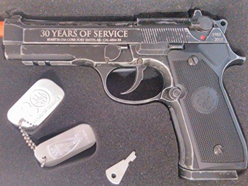Elite Force Beretta M92 A1 Commemorative Airsoft Gun - Limited Edition