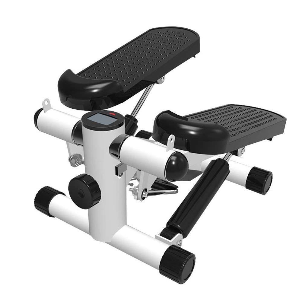 NOMEN Handrail Stepper Heim Stepper, Perfekter Body Shaper Mute Hydraulik Multifunktionspedal Mini Mountain Klettern Gewichtsverlust Schlankheitskur Pedal Ausrüstung