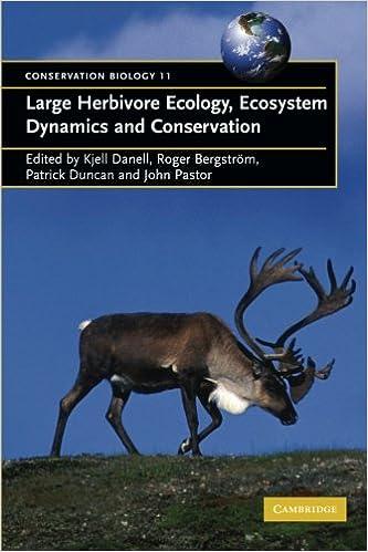 Large Herbivore Ecology, Ecosystem Dynamics and Conservation (Conservation Biology)
