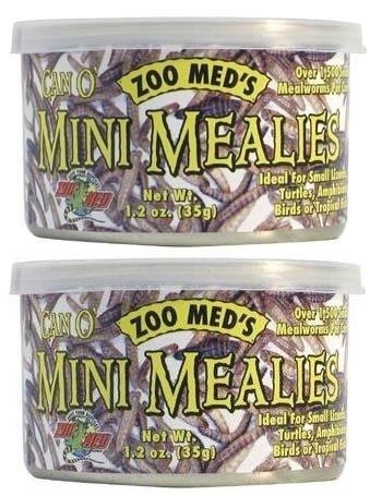Can O Mini Mealies Pet Food, 1.2 Oz [Set of 2]