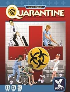 Quarantine Board Game