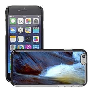 "Print Motif Coque de protection Case Cover // M00153806 Agua corriente de fondo del elemento // Apple iPhone 6 6S 6G 4.7"""