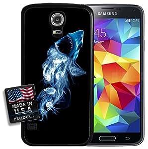 Great White Shark Dark Deep Ocean Galaxy S5 Hard Case