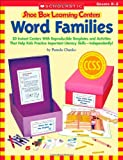 Shoe Box Learning Centers: Word Families, Pamela Chanko, 0545468701