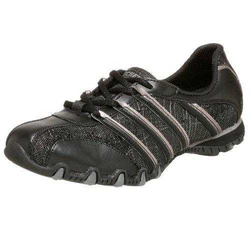 Skechers Damesmode Damesmode Sneaker Zwart