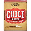Carroll Shelby's Original Texas Chili Kit, 4-Ounce Boxes (Pack of 12)