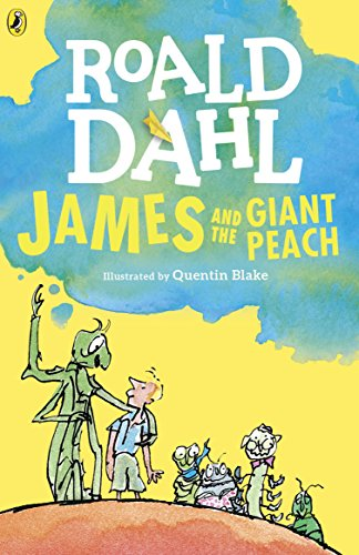 James And The Giant Peach Kindle Edition By Roald Dahl Quentin