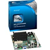 Intel BOXD510MO Intel Atom Processor D510 - Intel NM10 Express Mini ITX Motherboard/CPU Combo