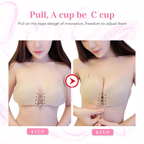 NEW-VERSION-FBA-Adhesive-Bra-Push-Up-Strapless-Bra-with-Drawstring-Reusable-Invisible-Silicone-Backless-Bras-for-Women