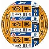 10/2 X 100ft. W/G Nmb Romex