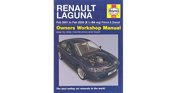 Amazon.com: Renault Laguna Petrol and Diesel Service and ...