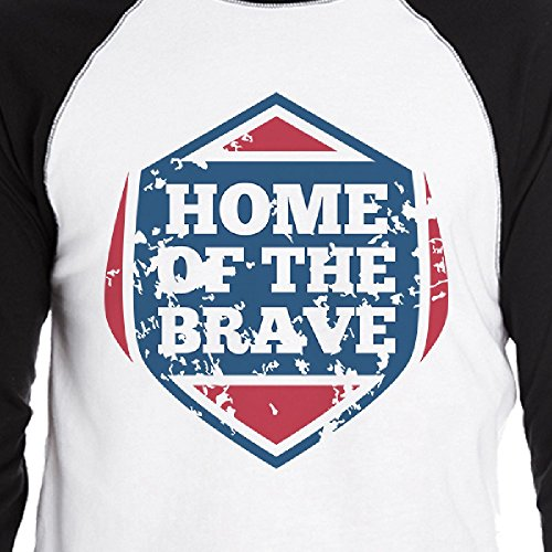 Of 365 Printing Manches The Courtes Homme Unique Brave Home T shirt Taille 71qz7