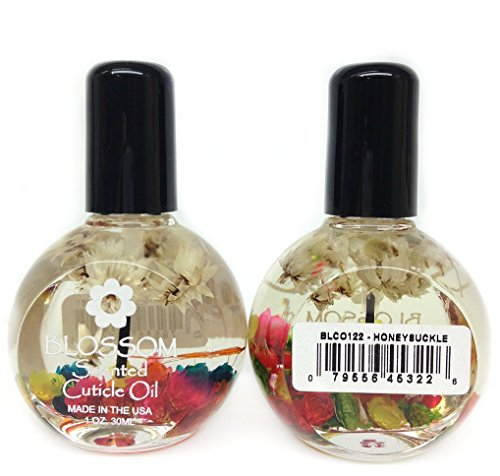 Blossom Scented Cuticle Oi - Honeysuckle 1 Oz by Blossom Honeysuckle Blossom