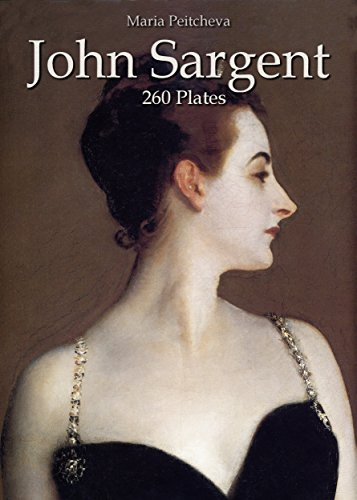 John Sargent: 260 Plates - Sargent Plates