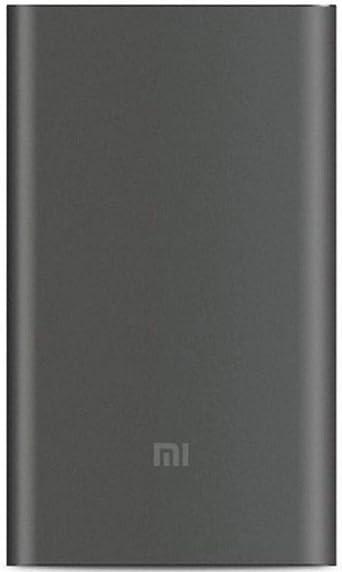 Xiaomi 10000mAh Mi Power Bank External Battery Charger Pack Portable Charger (New 10000mAh 2,Blue)