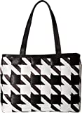 Harveys Seatbelt Bag Women's Executive Tote Houndstooth One Size