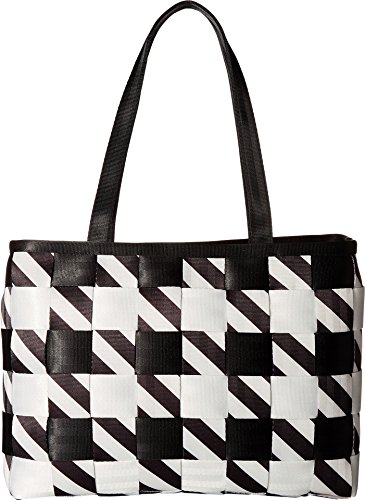 Harveys Seatbelt Bag Women's Executive Tote Houndstooth One Size by Harvey's