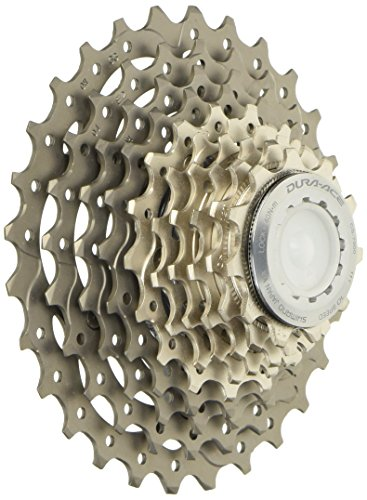 Dura 10 Speed Ace Cassette (SHIMANO Dura-Ace 10-speed cassettes (Design: 11-28 sprockets))