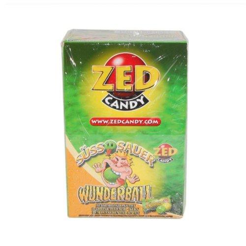 (Zed Candy : Wunderball - mit Kaugummifüllung - 1 Packung à 50 Stück)