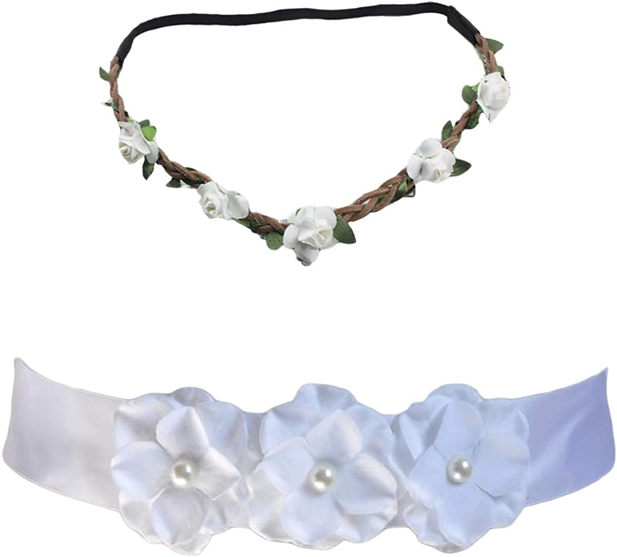 Women Sash Ribbon Belt...