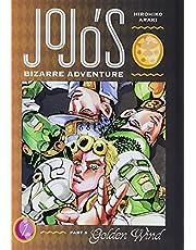 JoJo's Bizarre Adventure: Part 5--Golden Wind, Vol. 1 (Volume 1)