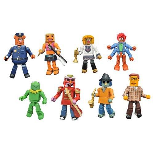 Muppets Minimates Series 3 2-Pack Set -