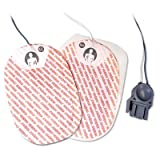 Covidien 31319281 Kendall 1310P Multi-Function Defibrillation Electrodes (Pack of 1)