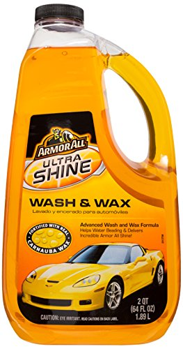 Armor All Ultra Shine Wash & Wax (64 fluid ounces)