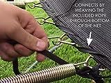 15ft Trampoline Net fits 15 Foot Skywalker