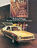 1976 Ford Pinto Sales Brochure