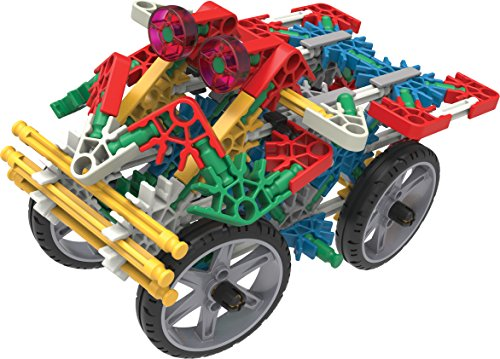 51mOsb0aIDL - K'NEX Imagine – Power and Play Motorized Building Set – 529 Pieces – Ages 7 and Up – Construction Educational Toy