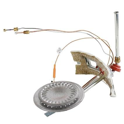 Kenmore 9003380 calentador de agua quemador Asamblea