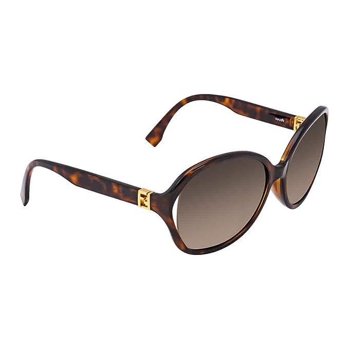 Gafas de Sol Fendi FF 0032/F/S HAVANA: Amazon.es: Ropa y ...