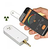 """Smart Geiger Pro Geiger Counter """"Gamma"""" and """"X-ray"""" Detector for Smartphone Android and iPhone Free App"""