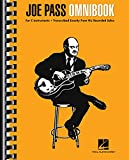 img - for Joe Pass Omnibook: for C Instruments book / textbook / text book