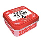 (US) After Dinner Amusements: Truth or Dare for Couples: 50 Questions and Challenges