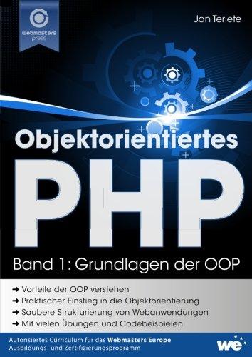 Objektorientiertes PHP  Band 1   Grundlagen Der OOP