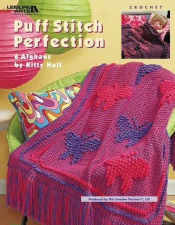 Puff Stitch Perfection - Crochet Patterns