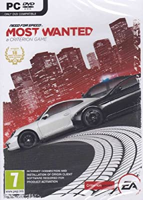 Need For Speed Most Wanted - Limited Edition from Electronic Arts